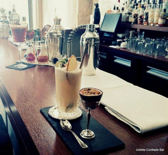 Bar à cocktail Lyon