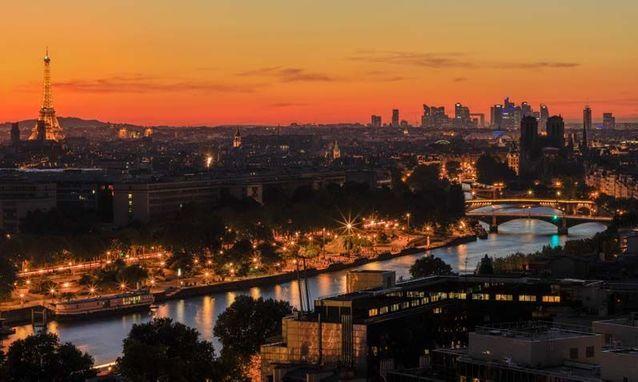 Sunset depuis Laho