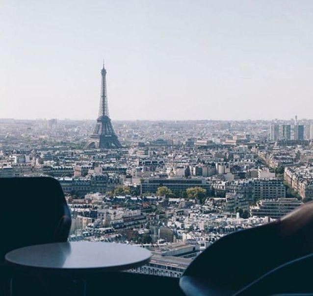 La Vue de l'hôtel Hyatt Regency Paris Étoile