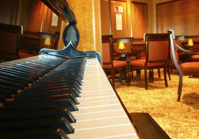 Un piano-bar à Nice