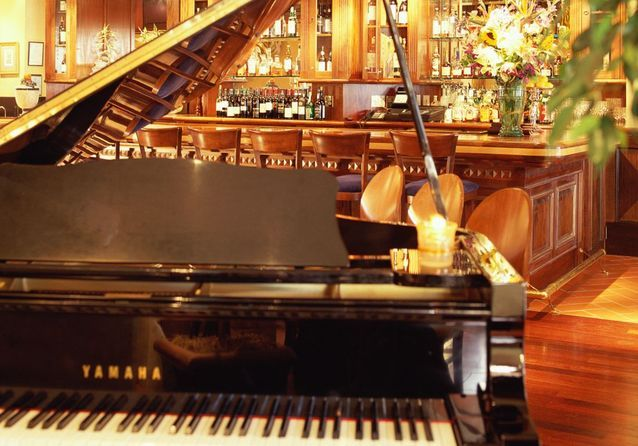 Un piano-bar à Toulouse
