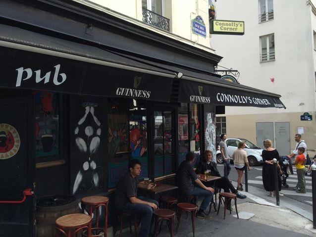 Un pub à paris dans le Quartier latin ?