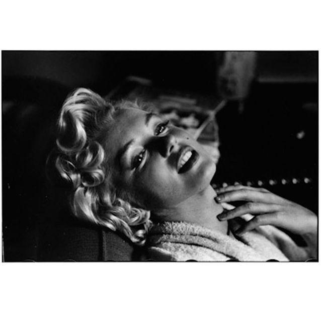 Marilyn Monroe, New York (USA, 1956)
