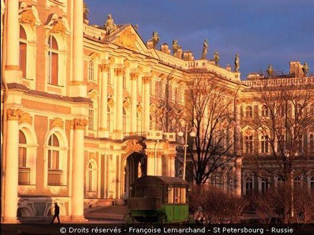 Russie : culture et luxe à Saint-Pétersbourg