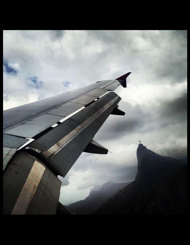 Atterrissage Rio