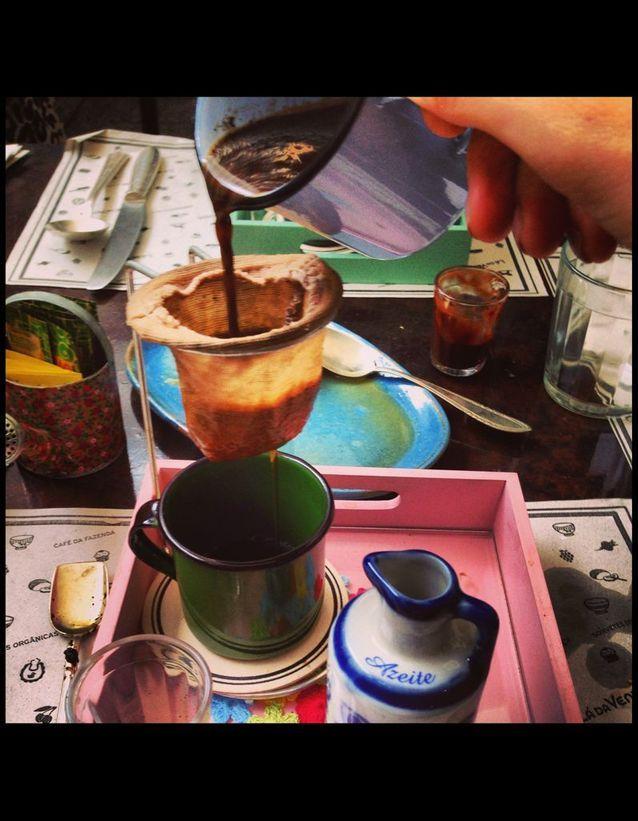 Café à La Brésilienne