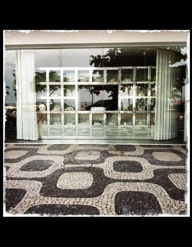 Façade Hôtel Fasano