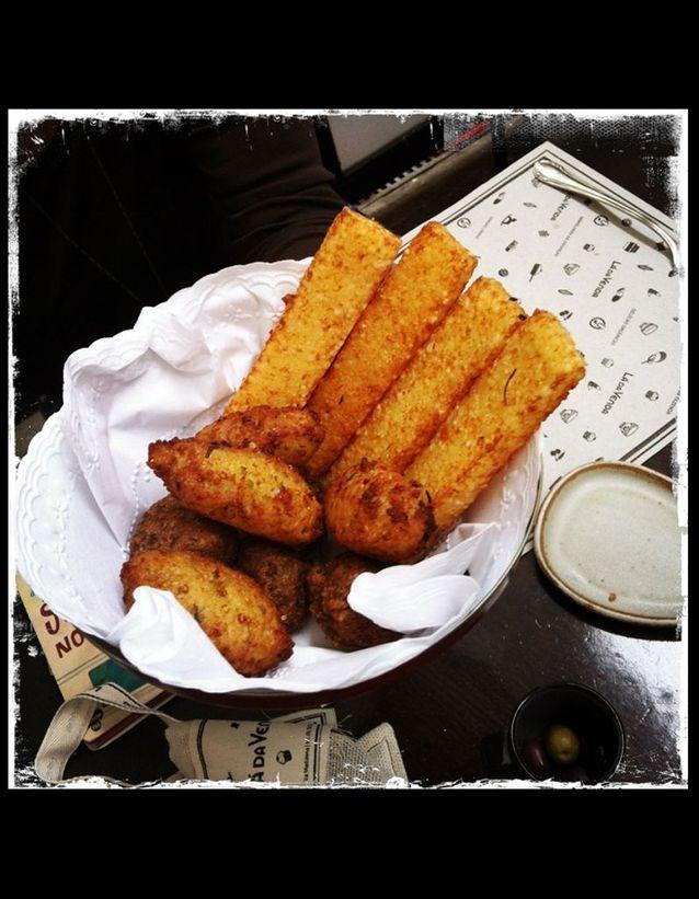Frites Manioc
