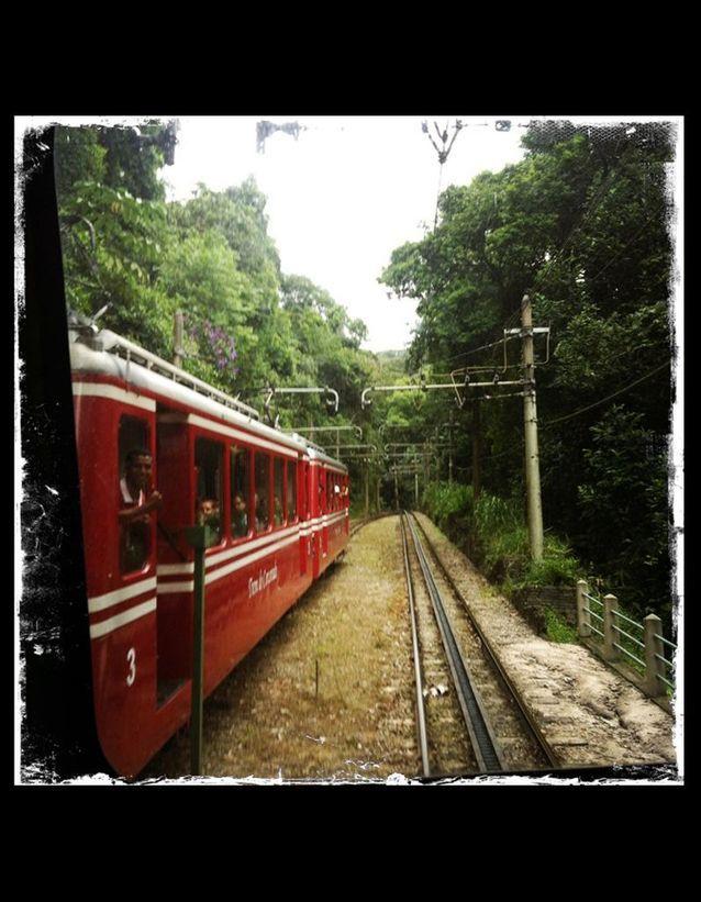 Trem Corcovado