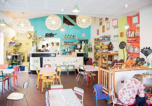 La Soupape - Le café des enfants