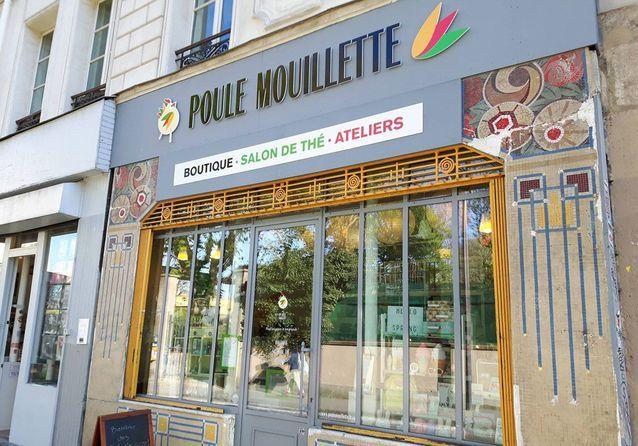 Poule Mouillette