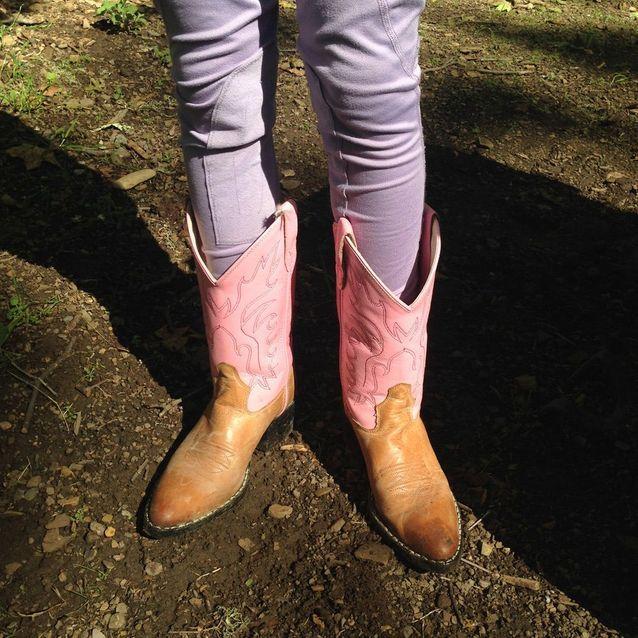 Le look de cowgirl