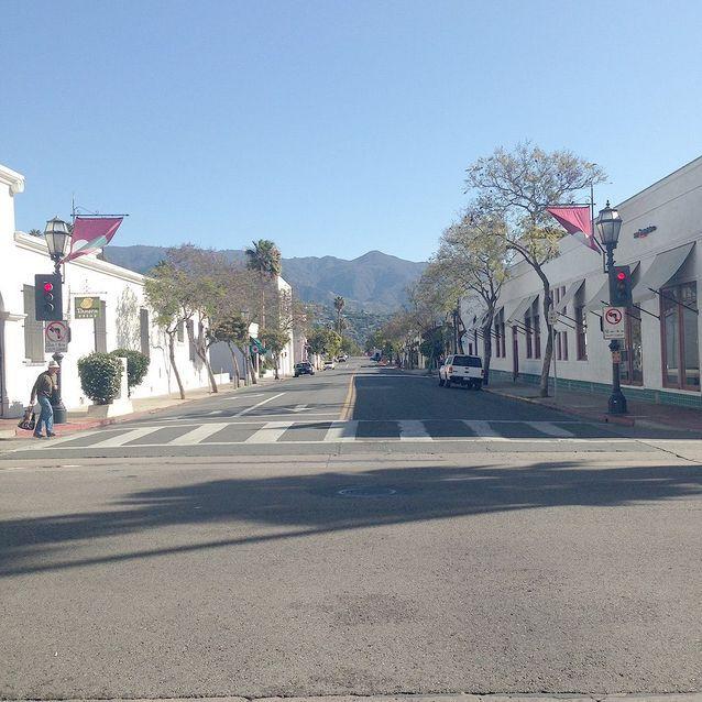 Santa Ynez Mountains