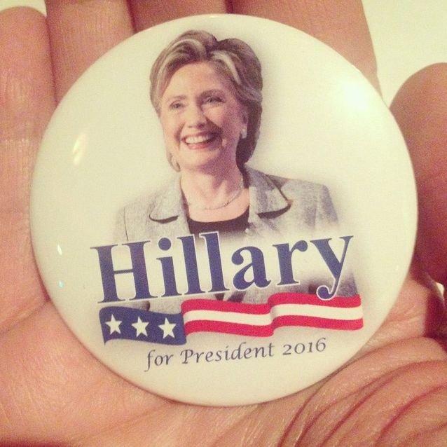Vote Hillary!