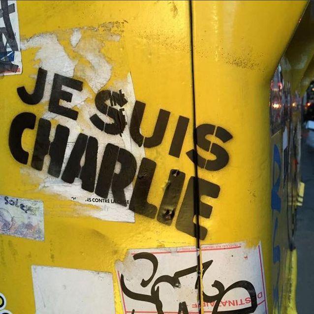 L'oeuvre du street artist C215 à Paris