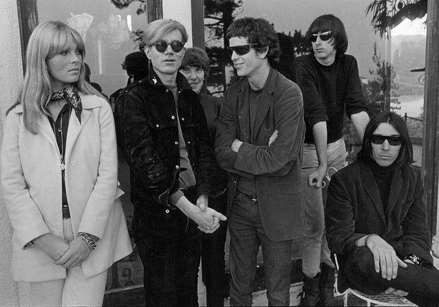 L'expo sur « The Velvet Underground »