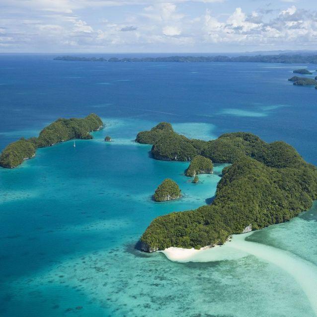 On visite Palau