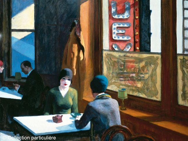 """Tsé & Tsé* commentent """"Chop Suey"""" d'Edward Hopper"""
