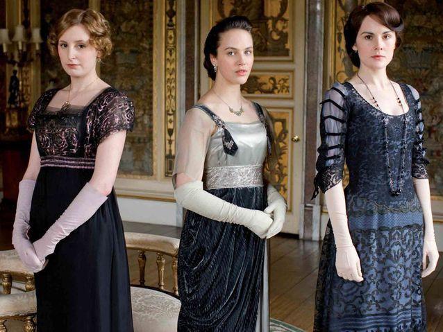 On regarde… « Downton Abbey »