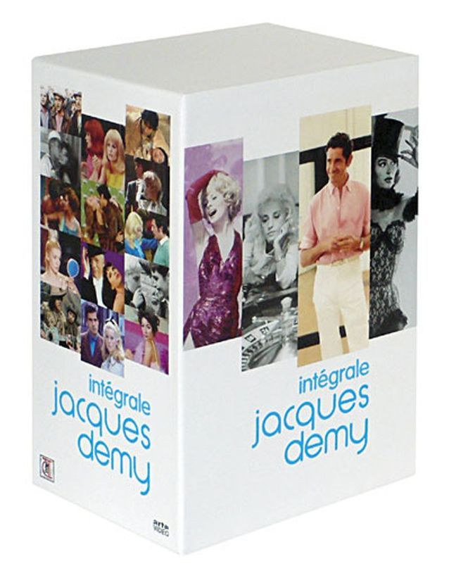 On regarde… « L'intégrale – Jacques Demy »