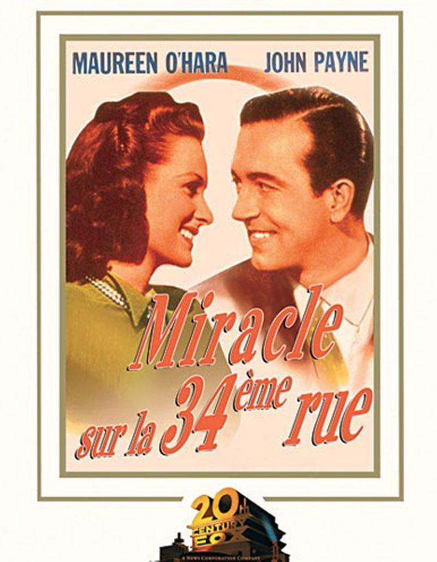 On regarde… « Miracle sur la 34è rue » de George Seaton
