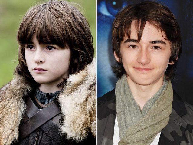Bran Stark / Isaac Hempstead-Wright