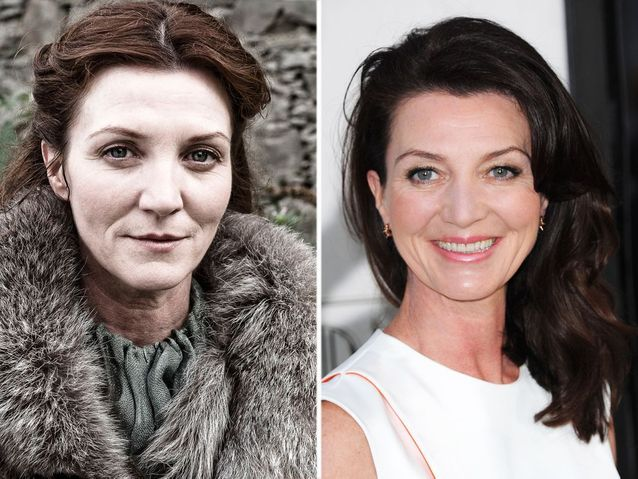 Catelyn Stark / Michelle Fairley
