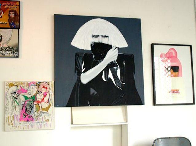Lady Gaga à gogo, les photos de l'expo