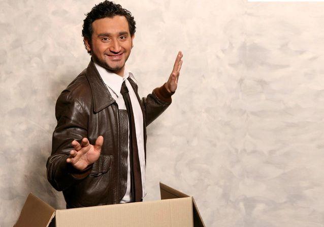 Le plateau télé de Cyril Hanouna