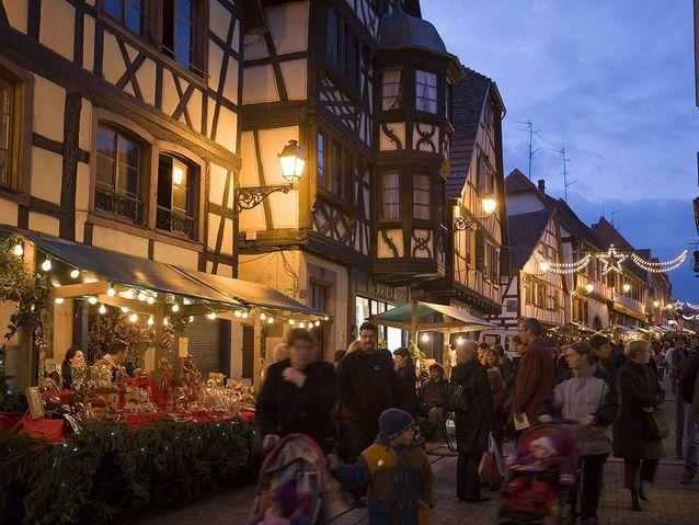 Le plus confidentiel : le marché de Noël de Bouxwiller
