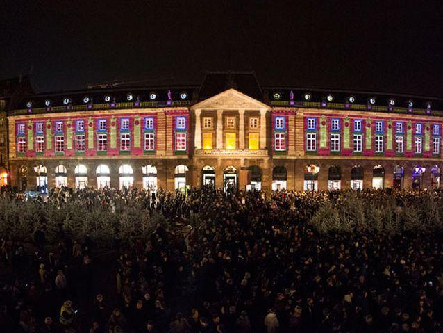 Le plus familial : le marché de Noël de Strasbourg