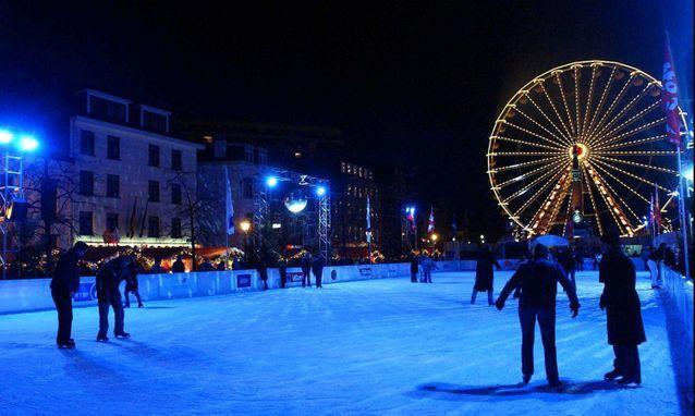 Le plus fun : le marché de Noël de Bruxelles