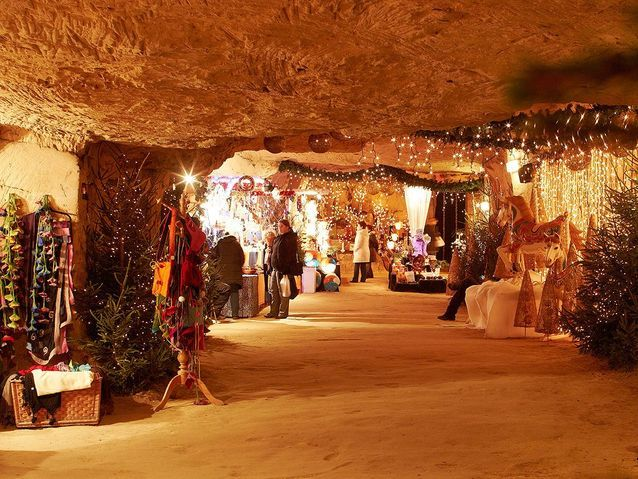 Le plus labyrinthique : le marché de Noël de Valkenburg