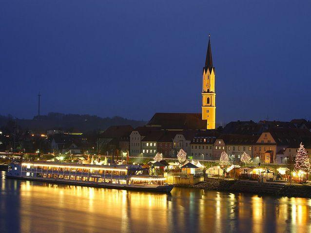 Le plus original : le marché de Noël de Vilshofen an der Donau