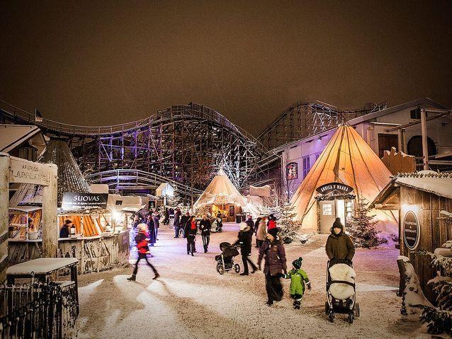 Le plus sensationnel : le marché de Noël de Göteborg