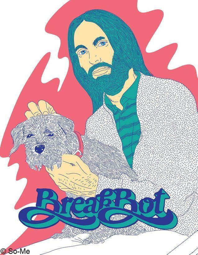 Breakbot, musicien électro et funky