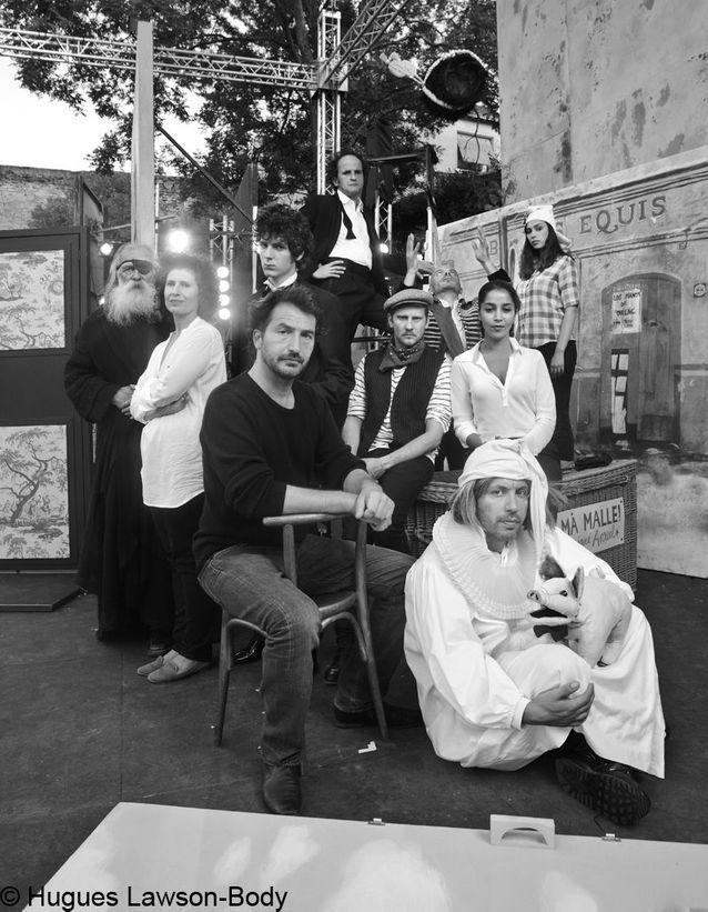 Edouard Baer investit le théâtre Marigny du 21 septembre au 29 décembre