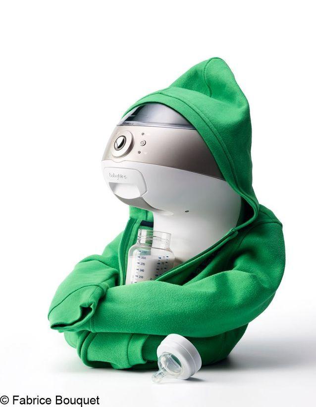 On dit oui à la BabyNes, la première machine à capsules de lait pour biberon, signée Nestlé