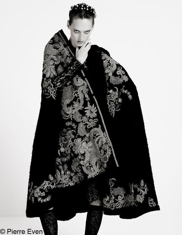 Tendance automne 2012 : le brocart