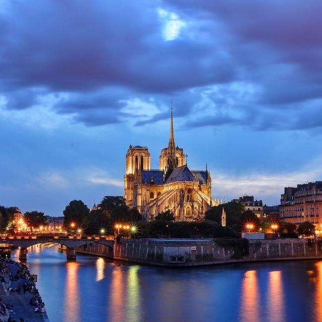 Cathédrale de Notre-Dame de Paris