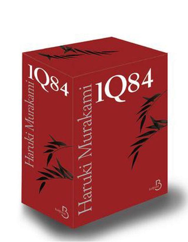 « 1Q84 », Haruki Murakami, 70,50 €