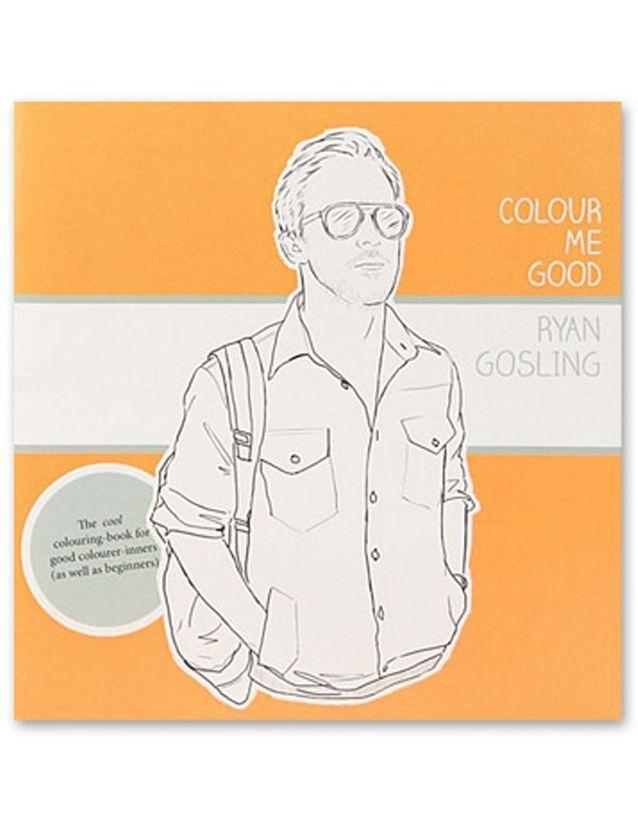 « Colour me good Ryan Gosling », 10 €
