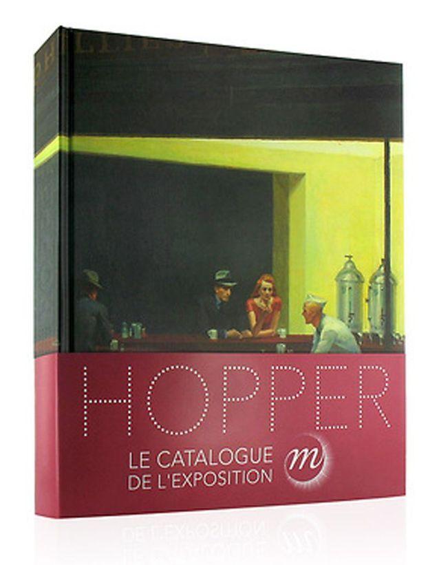 « Edward Hopper », Didier Ottinger, Tomàs Llorens, Caroline Hancock, 45 €