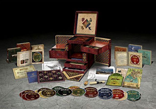 « Harry Potter – Le coffret Ultime », 299,99 €
