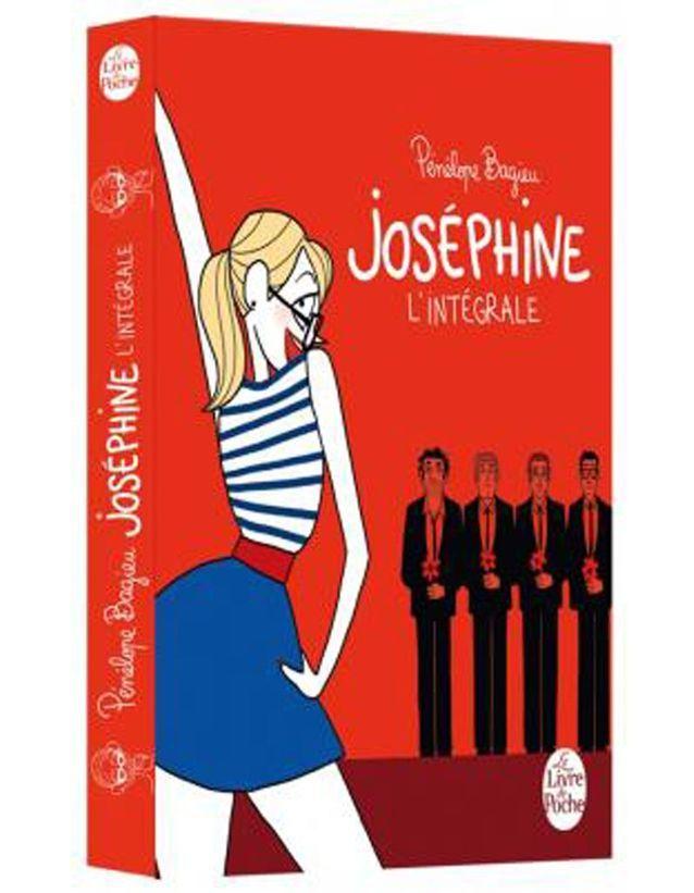 « Joséphine, l'intégrale », Pénélope Bagieu, 16,90 €