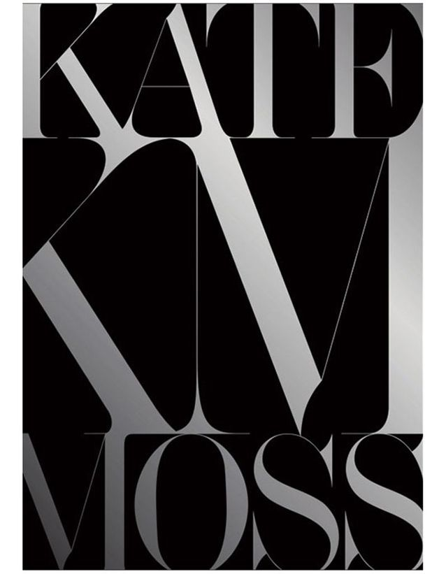 « Kate : The Kate Moss Book », 78 €