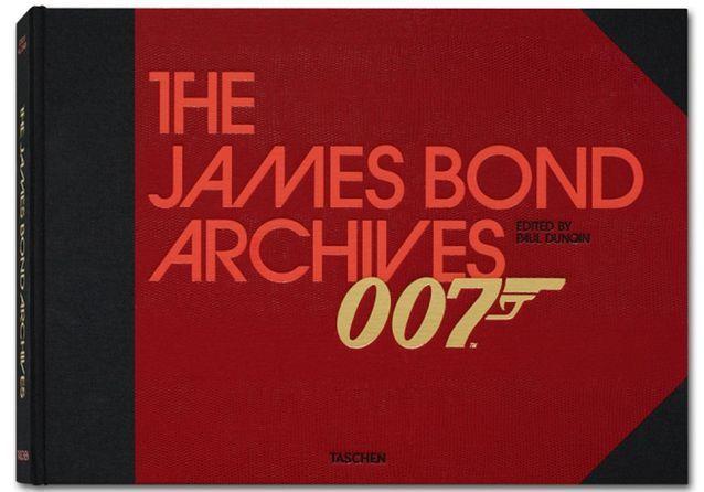 « Les Archives de James Bond », Paul Duncan, 200$