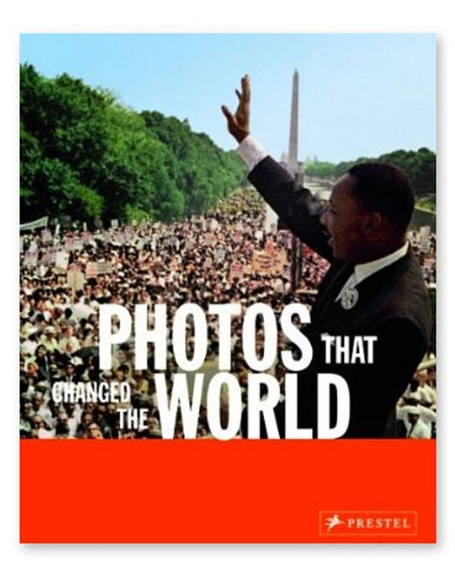 « Photos that changed the world », 20 €