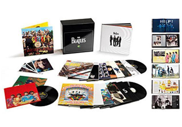 « The Beatles – coffret intégral », 349,99 €