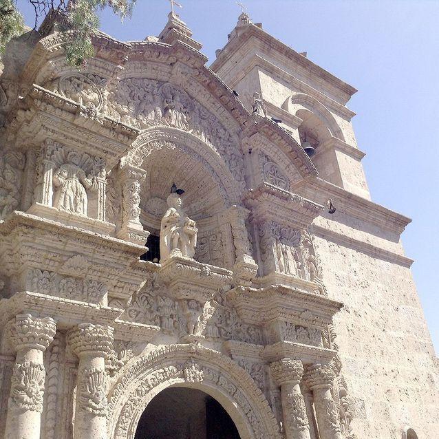 Flâner à Arequipa
